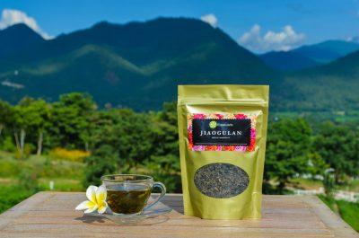 jiaogulan tea mountain