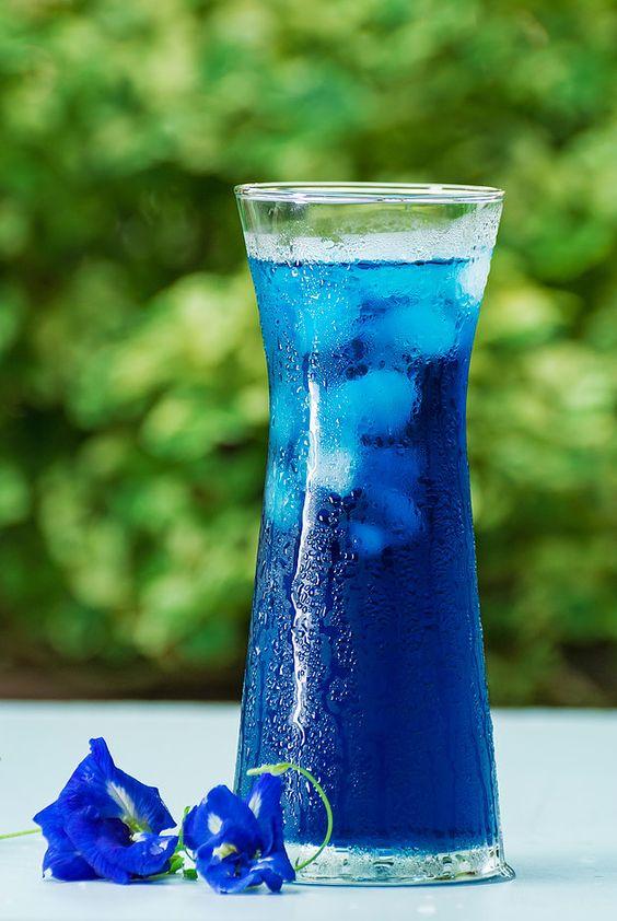 Blue Erfly Pea Tea